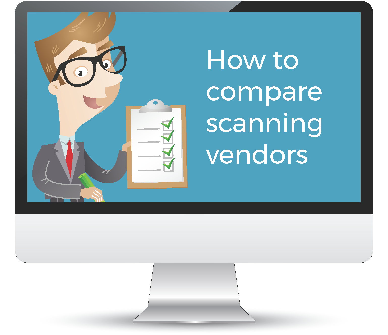 How to compare document scanning vendors