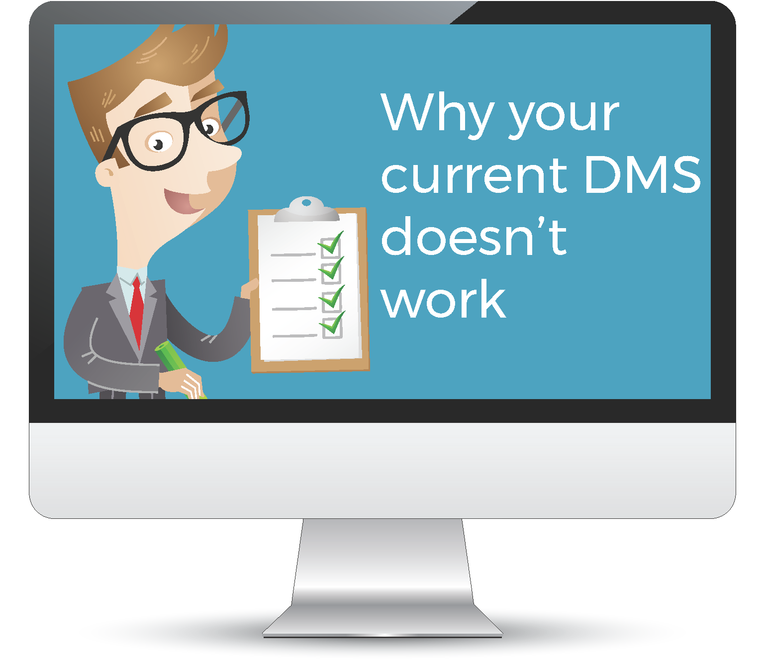 Why your current document management system doesn't work