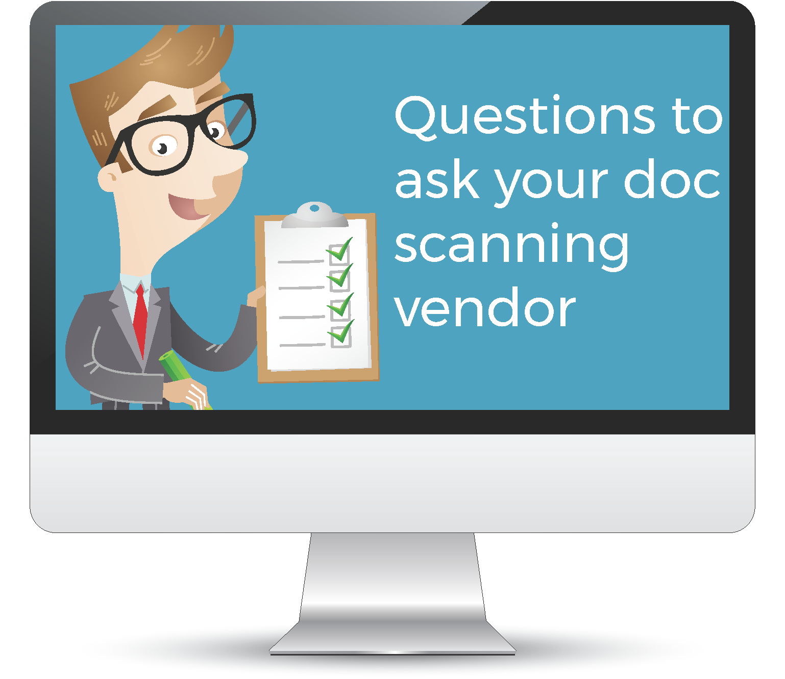 Questions to ask scanning vendors